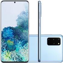 Celular Samsung Galaxy S20 Plus Azul 8GB Tela 6.7 128GB Cam 64MP 12MP 12MP Tof -