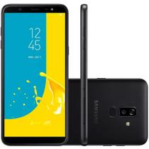 Celular Samsung J8 Preto 64gb 4g 6 Octacore 1.8 Android 8 -