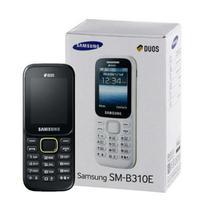 Celular Samsung SM-B310E Radio Fm Dual Sim Desbloqueado -