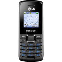 Celular Simples Dual Chip Lg B220 Idoso 32mb 2g Rádio Fm -