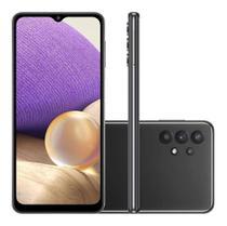 Celular Smartphone Samsung A325 A32 128GB - Preto -