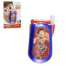 Celular Toy Story com Som e Luz a Bateria 8,5cm - 131404 - Etilux