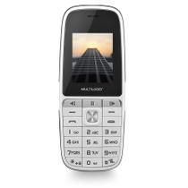 Celular UP Play Dual Chip MP3 com Camera Branco Multilaser P9077 -