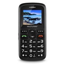 Celular Vita Dual Chip Tela 1,8 Pol. Usb E Bluetooth Preto Multilaser - P9048 -