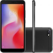 Celular Xiaomi REDMI 6A Dual Chip Android 8.1 Tela 5.45 Quad-Core 2 GHz 16GB 4G Camera 13MP -