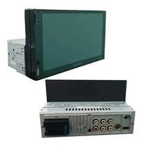 Central Multimídia 1din Mp5 Bluetooth Espelhamento Usb Sd - First Option