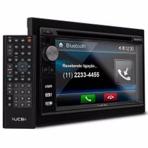 Central Multimídia 2 Din Touch Screen com Bluetooth UCB-DM362BT - Ucb connect