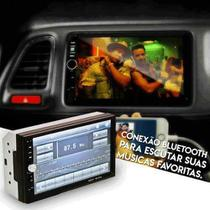 Central Multimidia 7 Po Mp5 2din Bluetooth Usb Fm Aux Câmera - First option