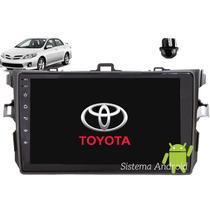 Central multimidia android corolla 2009 2010 2011 2012 2013 2014 gps bt usb 9pol - X3automotive