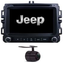 Central Multimidia Android Jeep Renegade 2016 2017 2018 2019 - Avancer