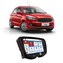 Central Multimídia AR70 Ka/Fiesta 15/ Espelhamento Bluetooth -