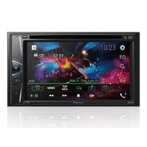 Central Multimídia Avh-G218bt Dvd/Usb/Am/Fm, Bluetooth - Central Pioneer