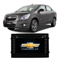 Central Multimidia Chevrolet Cobalt DVD, Tv E Gps - Tay Tech