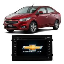 Central Multimidia Chevrolet Prisma DVD, Tv E Gps - Tay Tech