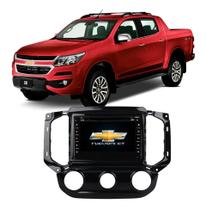 Central Multimídia Chevrolet S10 2017 Em Diante DVD, Tv E Gps - Tay Tech