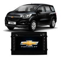 Central Multimidia Chevrolet Spin DVD, Tv E Gps - Tay Tech