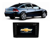 Central Multimídia Chevrolet Vectra DVD, Tv E Gps - Tay Tech