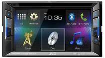 "Central Multimídia com Monitor 6,2""  com Bluetooth/ Wireless KW-V21BT - JVC -"