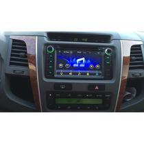 Central Multimídia Corolla 2003 04 05 06 07 TV GPS Camera Espelhamento - X3automotive