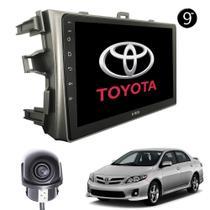 Central Multimidia Corolla 2009 2010 2011 2012 2013 2014 9 polegadas Toyota - H-Tech