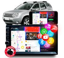 Central Multimídia Duster Oroch Câmera Bluetooth Tv Digital - First Option