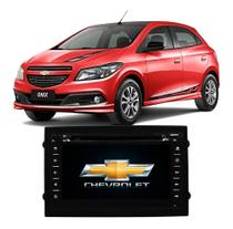 Central Multimidia Dvd Chevrolet Onix Tv E Gps - Tay tech