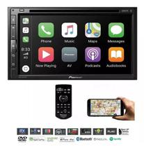 "Central Multimídia Dvd Pioneer Avh-Z5280tv 7"" - Tv Digital, Bluetooth, Waze -"
