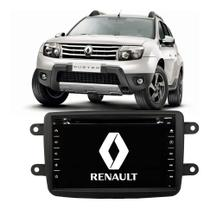 Central Multimidia Dvd Renault Duster Tv E Gps - Tay Tech