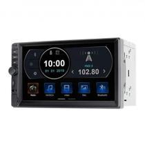 Central Multimídia Evolve TV MP5 TV Digital 7 Pol. com GPS GP345 - Multilaser -