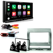 Central Multimídia Fiat Strada 2005 a 2012 Painel Novo com Pioneer AVH Z5180TV