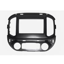 Central Multimidia GM S10 2015 em Diante com Pioneer DMH-G228BT, Camera de Re, Moldura e Interface -
