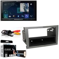 Central Multimídia GM Vectra GT 2008 a 2011 com Pioneer AVH Z9180TV e Câmera De Ré
