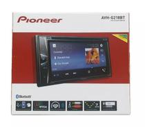 Central Multimidia Hilux Pioneer Avh G218bt Camera + Moldura -