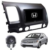 Central Multimídia Honda Civic 2007 2008 2009 2010 2011 MP5 - H-Tech