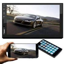 Central Multimídia Ht-3019 2Din 7 Pol H-tech Bluetooth Espelhamento Android -