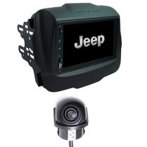 Central Multimidia Jeep Renegade PCD 2016 2017 2018 2019 2020 PCD - Águia Power