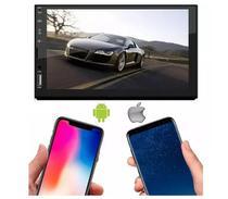 Central Multimídia mp5 com espelhamento android e ios - Roadstar