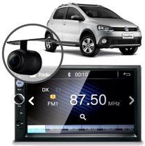 Central Multimídia Mp5 Cross Fox 2013 Câmera Bluetooth Espelhamento -
