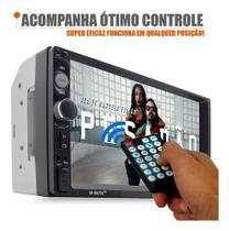 Central multimídia mp5 espelhamento bluetooth universal 2din