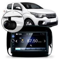 Central Multimídia Mp5 Fiat Mobi Pcd Câmera Bluetooth Espelhamento -