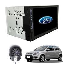 Central Multimidia mp5 Ford Ka 2008 2009 2010 2011 2012 - H-Tech