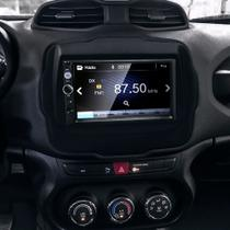 Central Multimídia Mp5 Jeep Renegade Pcd Câmera Espelhamento - Expex