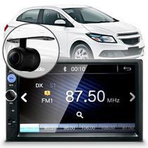 Central Multimídia Mp5 Ônix Joy Bluetooth Câmera Espelhamento -