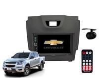 Central Multimidia Mp5 S10 Lt Ltz*  2012 2013 2014 2015 Usb Sd FM Espelhamento** Camera de ré Bluetooth - X3automotive