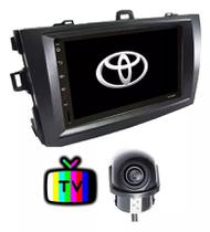 Central Multimídia MP5 TV Corolla 2009 2010 2011 2012 2013 2014 - H-Tech