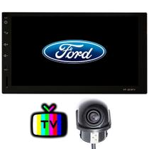 Central Multimidia MP5 TV Ecosport 2005 2006 2007 2008 Ford - H-Tech