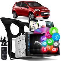 Central Multimídia Palio 12 a 16 Pioneer AVH-Z5280TV 2 Din TV BT CD DVD Espelhamento Android IOS -