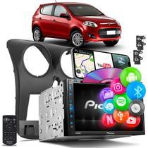 Central Multimídia Palio G5 12 a 16 Pioneer AVH-Z5280TV 2 Din TV BT USB Espelhamento Android iOS -