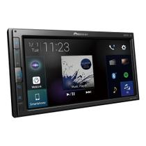 "Central Multimídia Pioneer 2 DIN DMH-ZS5280TV 6.8"" TV Bluetooth Espelhamento Android, Iphone e MP3 - Pionner"