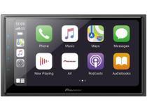 "Central Multimídia Pioneer 2 DIN TV Digital - Bluetooth Wi-fi 6,8"" Touch USB Série-Z DMH-Z6380TV -"